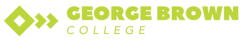 George Brown College | Recognising The Potential In Students